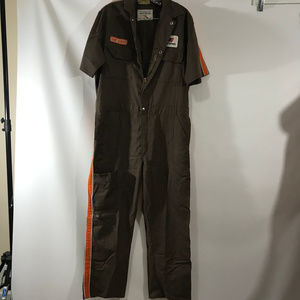 Other - Vintage United Airlines Ramp Service Coverall 42